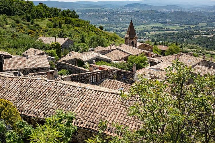 Mirabel, Ardèche