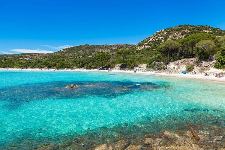 Palombaggia, Corsica