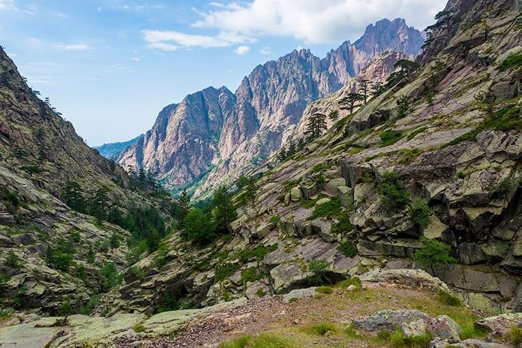 Parc Naturel Régional de Corse, Corsica