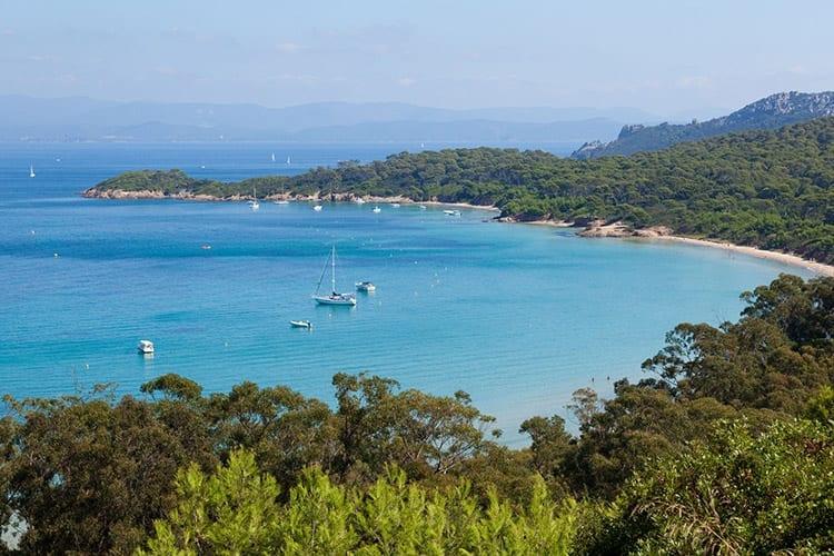 Île de Porquerolles, Côte d'Azur
