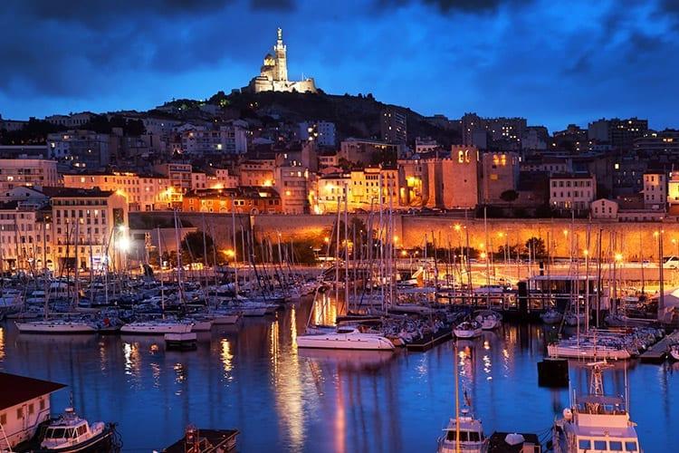 Marseille, Côte d'Azur
