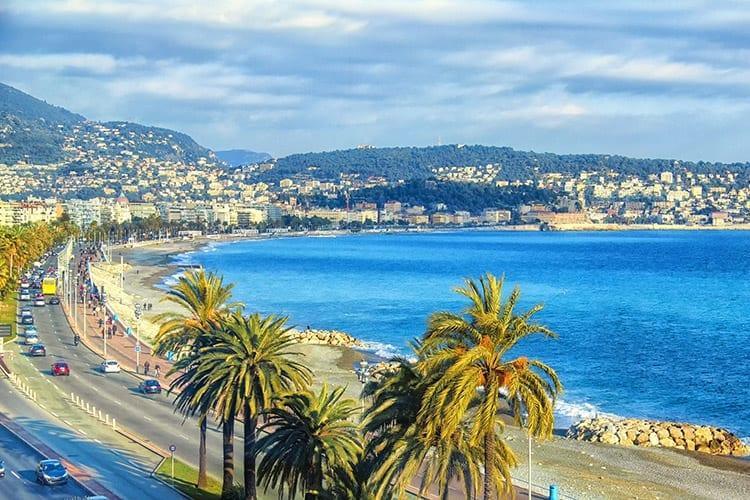Nice, Côte d'Azur