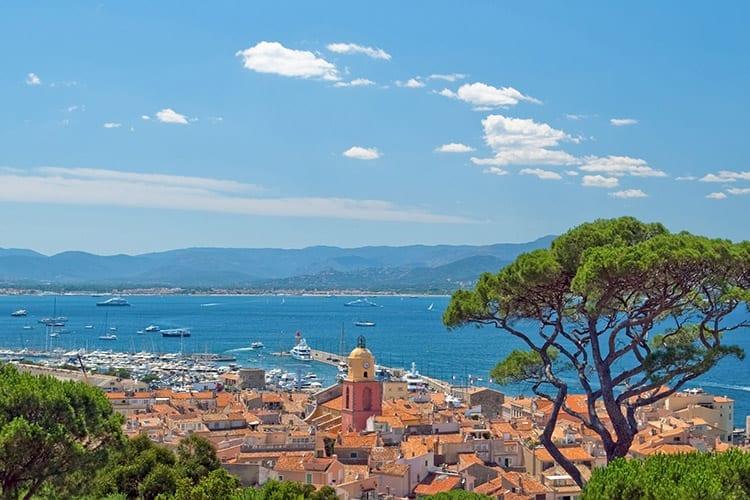 Saint-Tropez, Côte d'Azur