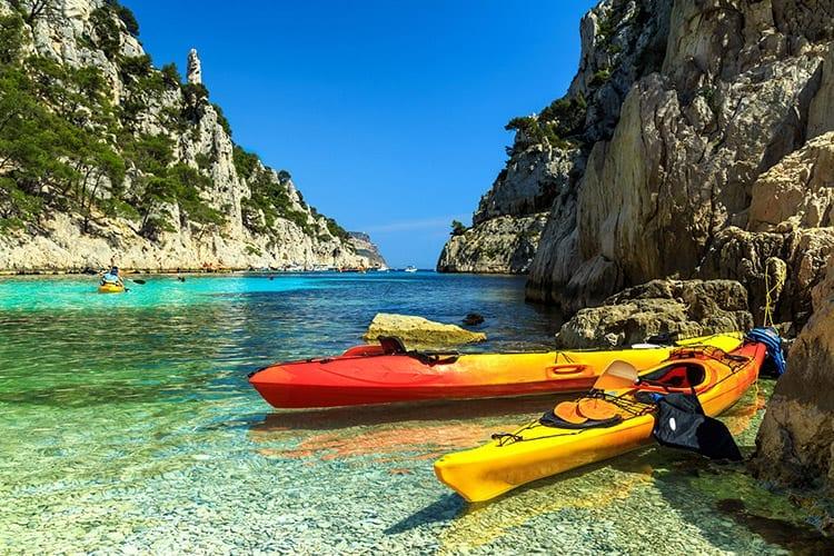Calanque d'En Vau, Côte d'Azur