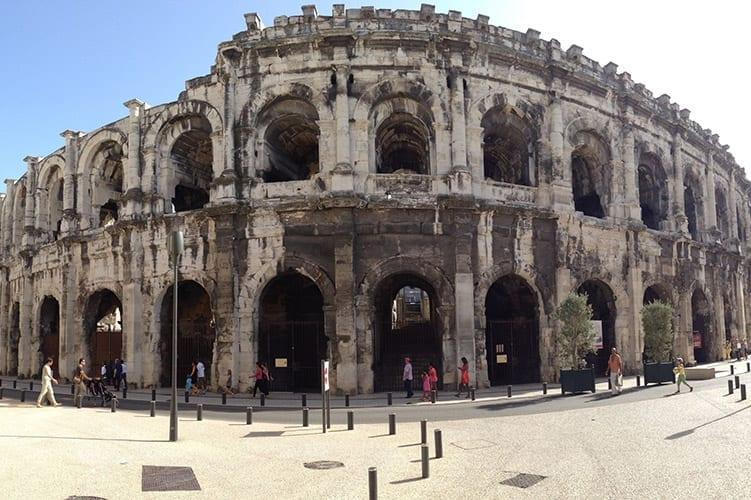 Arènes de Nîmes, Languedoc-Roussillon