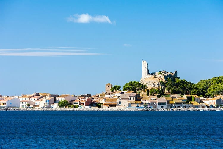 Gruissan, Languedoc-Roussillon