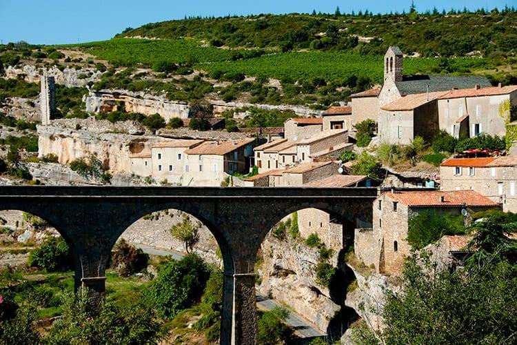 Minerve in Haut-Languedoc, Languedoc-Roussillon