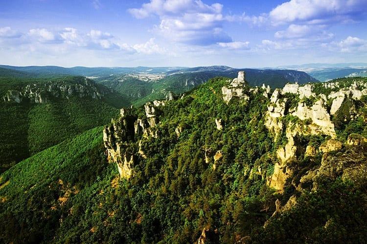 Parc National des Cévennes, Languedoc-Roussillon
