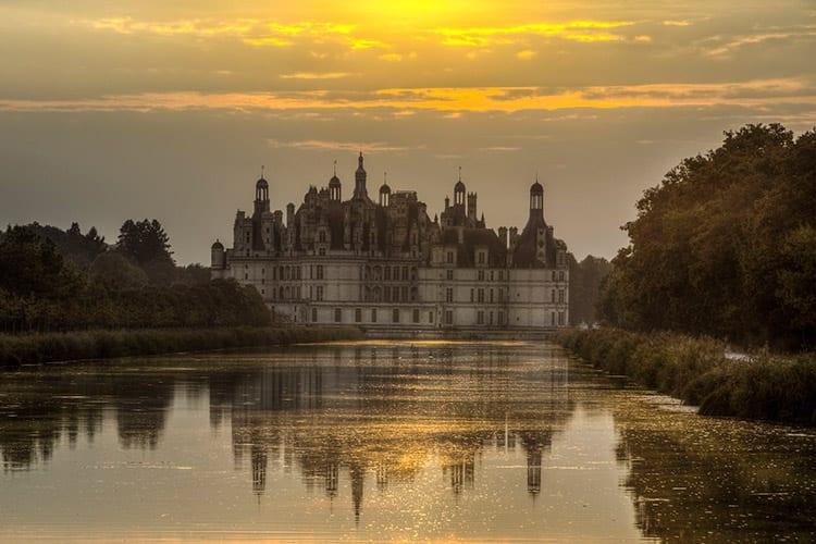 Kasteel van Chambord, Loirestreek