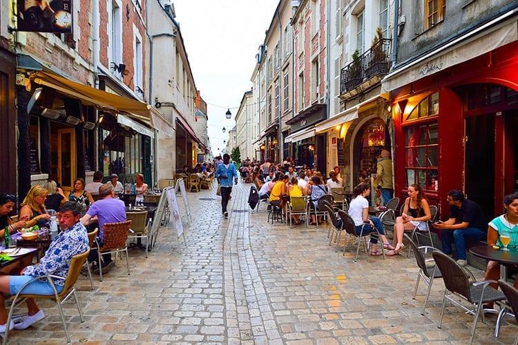 Orléans, Loirestreek