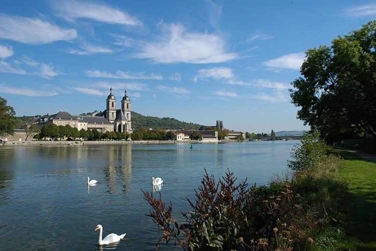 Pont-à-Mousson, Lotharingen