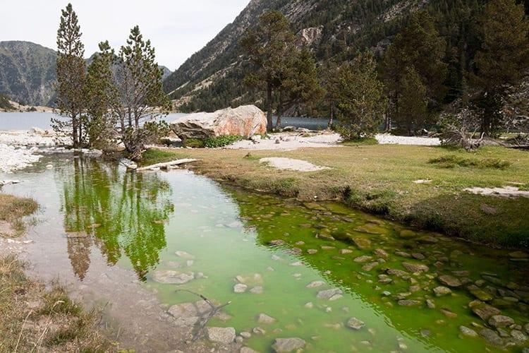 Lac de Gaube, Midi-Pyreneeën