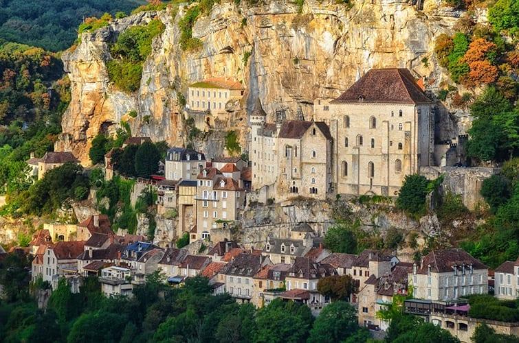 Rocamadour, Midi-Pyreneeën