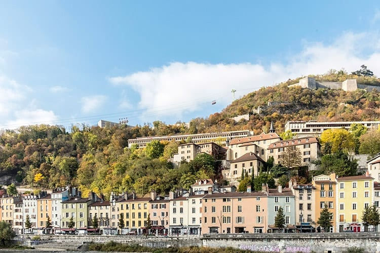Grenoble, Rhône-Alpes