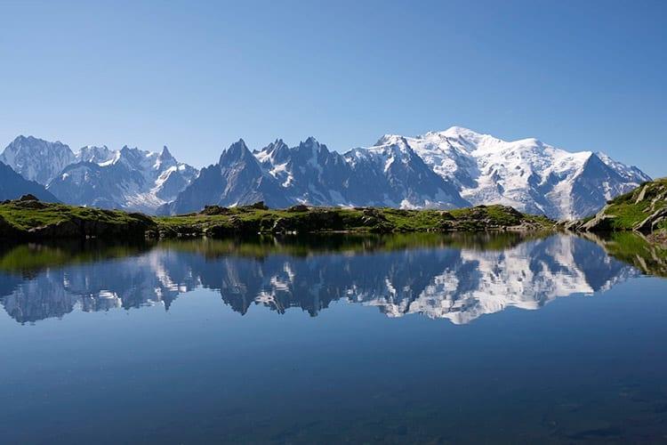Mont Blanc, Rhône-Alpes