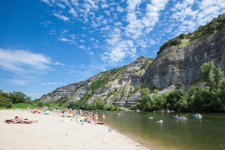 Camping La Grand' Terre, Ardèche