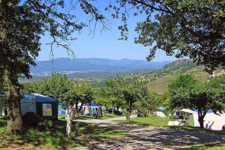 Camping Les Charmilles, Ardèche