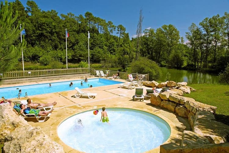 Camping Le Val d'Ussel, Dordogne