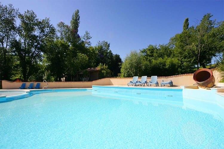 Vakantiepark Domaine du Moulin des Sandaux, Dordogne