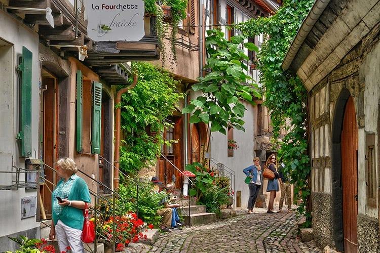 Eguisheim, Elzas