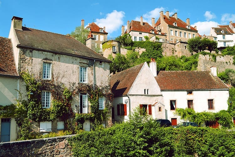 Flavigny-sur-Ozerain, Bourgogne