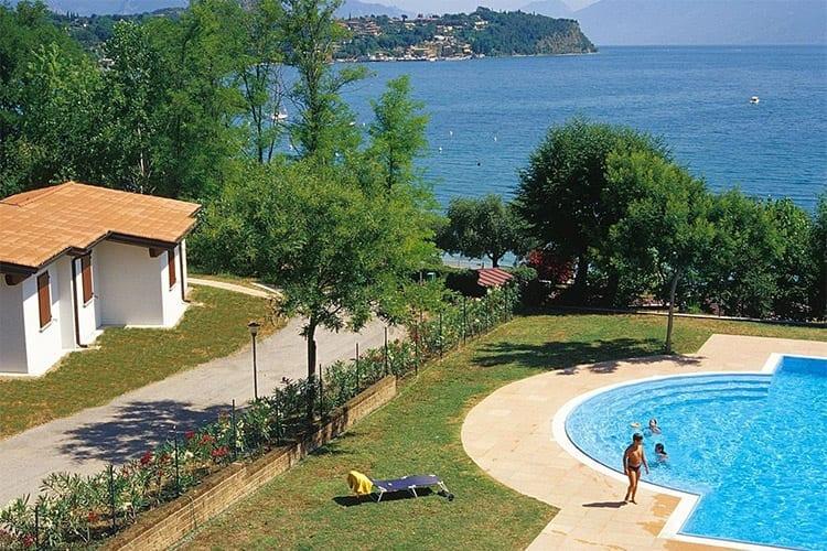 Gardameer Camping San Giorgio Vacanze