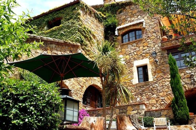 Hotel Galena Mas Comangau, Costa Brava