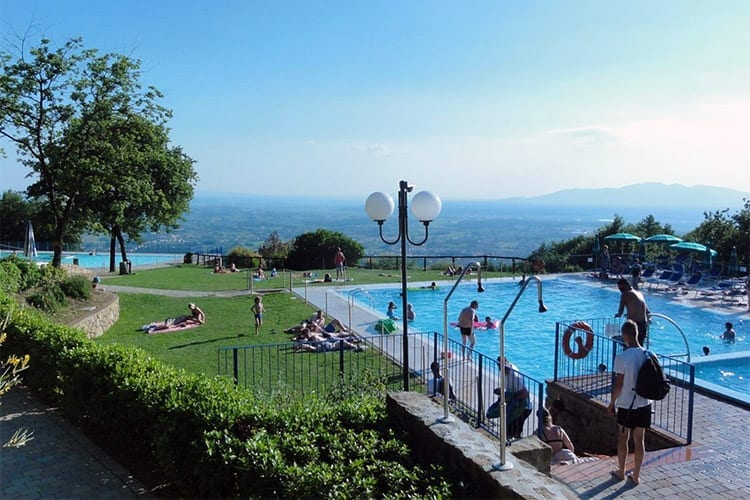 Camping Barco Reale, Toscane