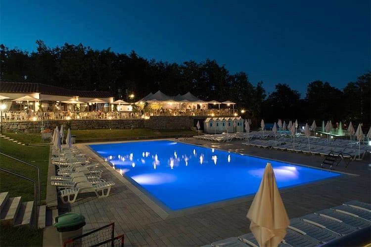 Camping Orlando in Chianti, Toscane