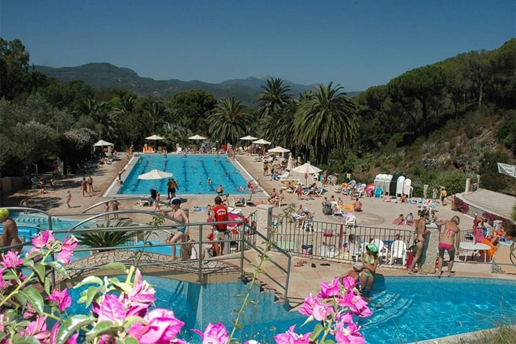 Camping Rosselba le Palme, Toscane