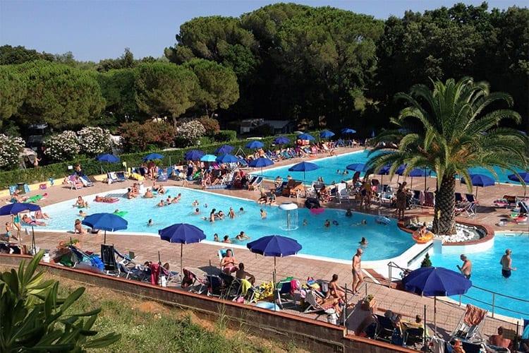 Camping Valle Gaia, Toscane