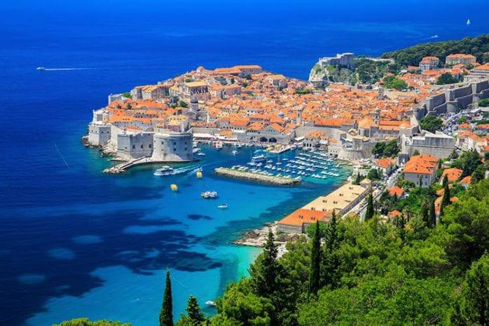Dubrovnik, Dalmatië