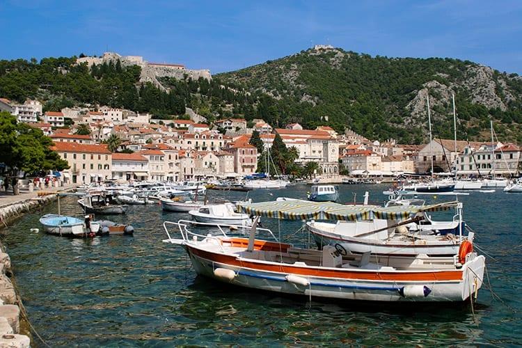 Hvar, Dalmatië