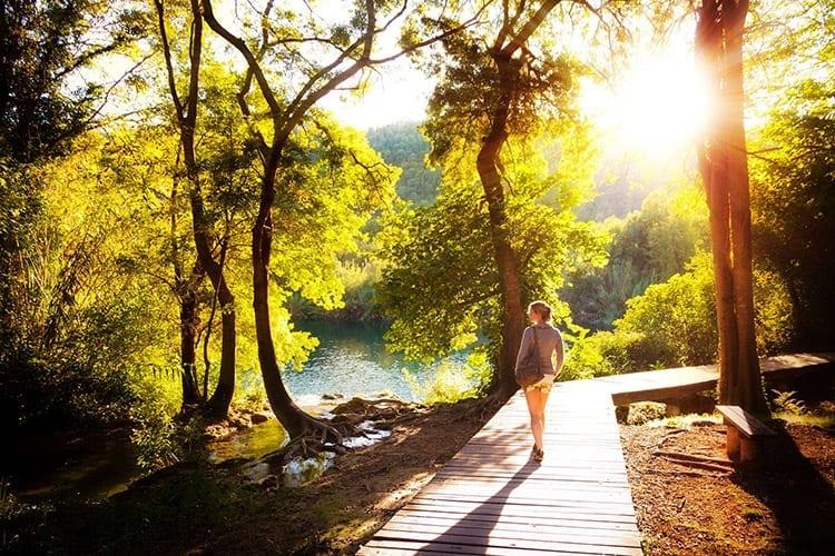 Krka Nationaal Park, Kroatië