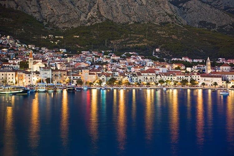 Makarska, Dalmatië