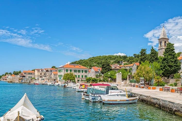 Prvić, Kroatië