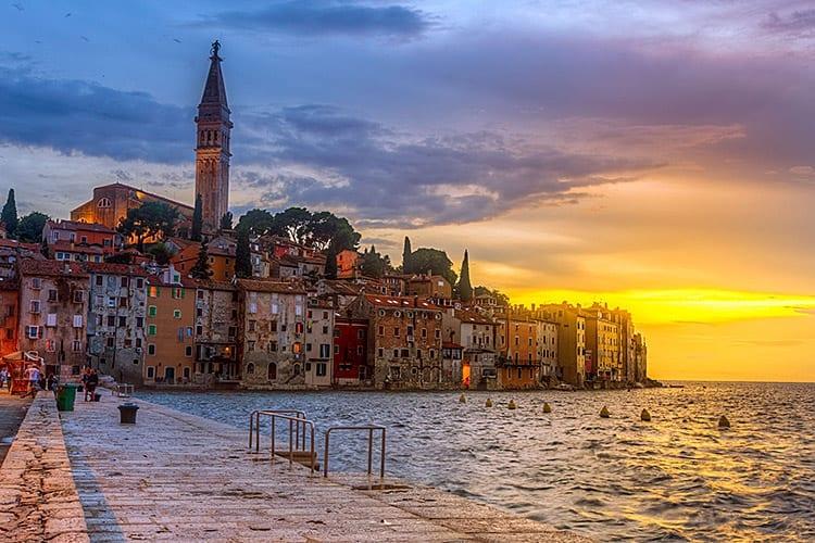 Rovinj, Istrië