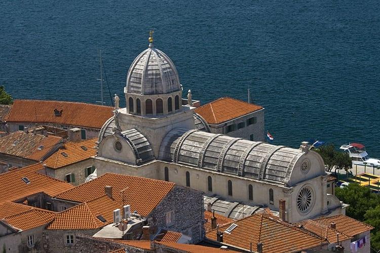 Sint-Jacobuskathedraal, Šibenik
