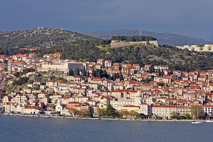 Šibenik, Dalmatië