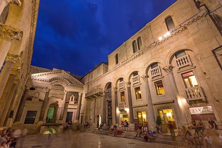 Paleis van Diocletianus, Split