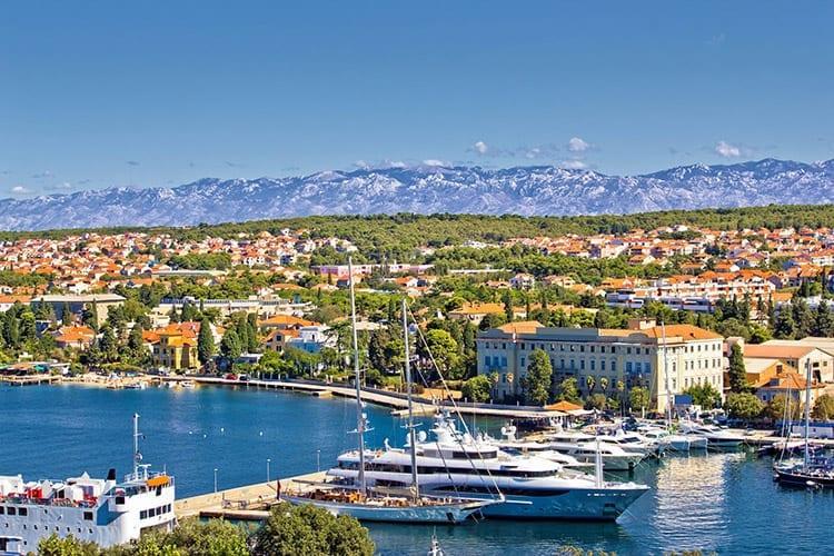 Zadar, Dalmatië
