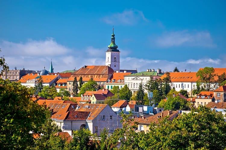 Gornji Grad, Zagreb
