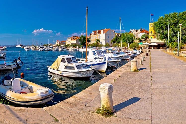 Zlarin, Kroatië