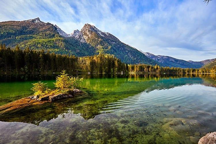 Nationaal Park Berchtesgaden, Beieren