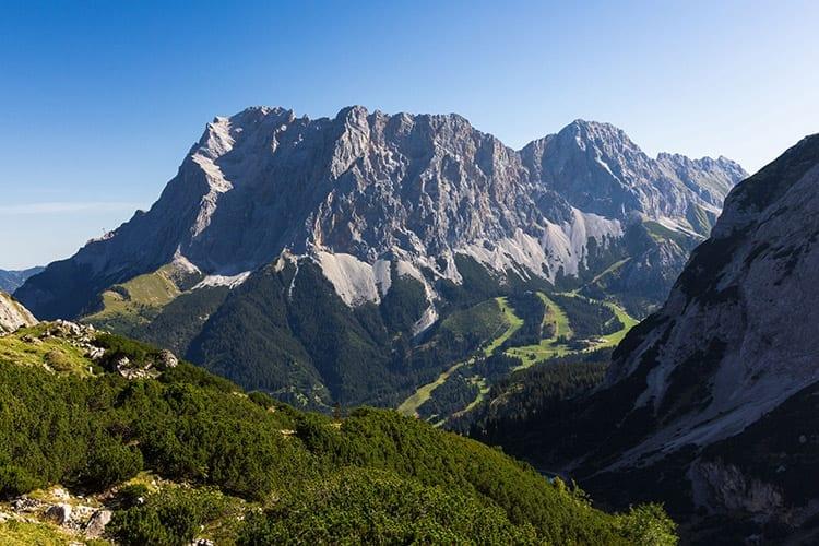 Zugspitze, Beieren