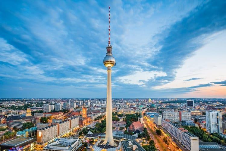 Alexanderplatz, Berlijn