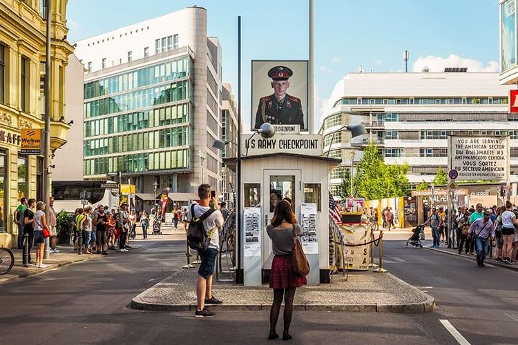 Checkpoint Charlie, Berlijn