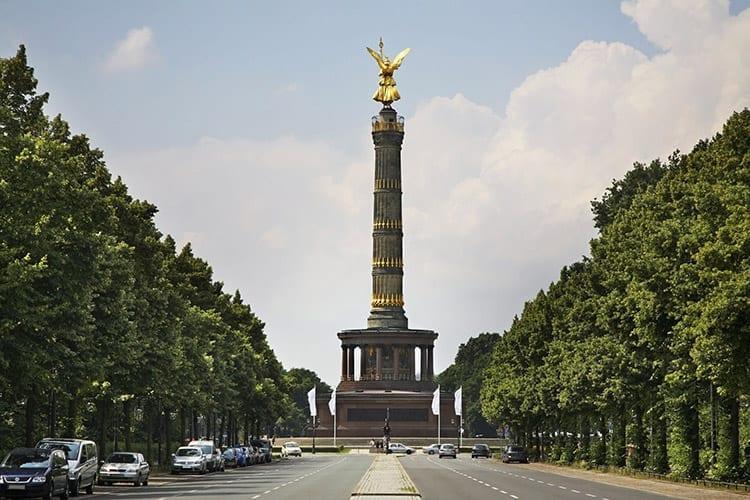 Grosser Tiergarten, Berlijn