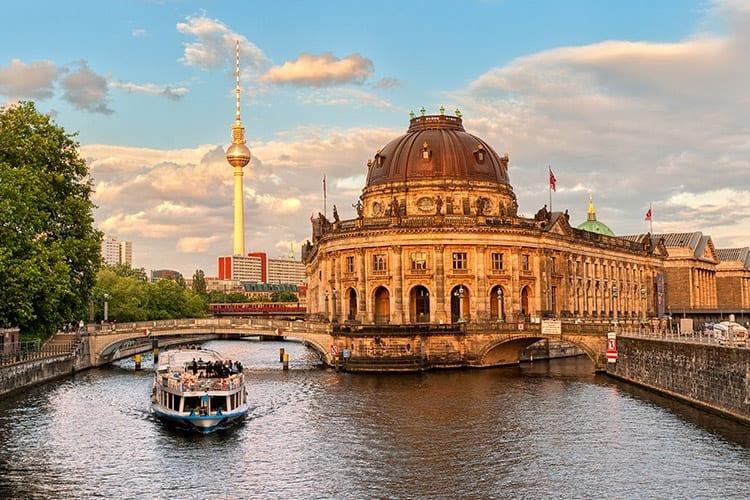 Museuminsel, Berlijn
