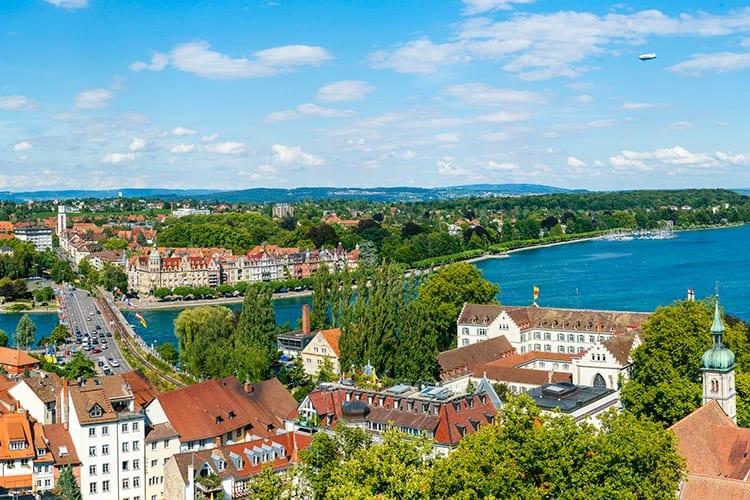 Konstanz, Bodensee
